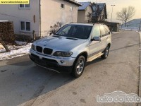 Polovni automobil - BMW X5 3,0d Restajling mode