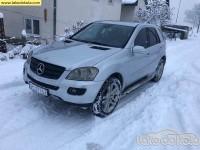 Polovni automobil - Mercedes Benz 123 Mercedes Benz ML 320 ML 320 CDI
