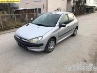 Polovni automobil - Peugeot 206 1,1