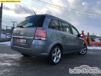 Polovni automobil - Opel Zafira 1.9CDTi/N.A.V.I/PANO