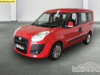 Polovni automobil - Fiat Doblo 1.6 M-jet /FUULL/