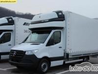 Novo lako dostavno vozilo - Mercedes Benz Sprinter 314 CDI