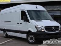 Novo lako dostavno vozilo - Mercedes Benz Sprinter 314 CDI KA/E