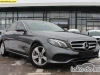 Polovni automobil - Mercedes Benz E 220 Mercedes Benz E 220 d AVANTGARDE