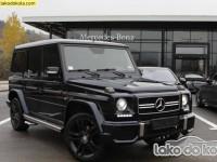 Polovni automobil - Mercedes Benz 123 Mercedes Benz G 500 63 AMG Line