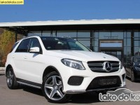 Polovni automobil - Mercedes Benz 123 Mercedes Benz GLE 350 d 4M