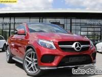 Polovni automobil - Mercedes Benz 123 Mercedes Benz GLE 350 d 4M Coupe