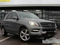 Polovni automobil - Mercedes Benz 123 Mercedes Benz ML 250 BLUETEC 4M