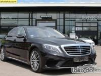 Polovni automobil - Mercedes Benz 123 Mercedes Benz S 350 d lang 4MATIC AMG