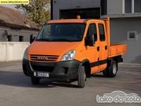 Polovno lako dostavno vozilo - Iveco daily 35C12D
