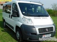 Polovno lako dostavno vozilo - Fiat ducato 9 mesta