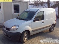 Polovno lako dostavno vozilo - Renault kangoo