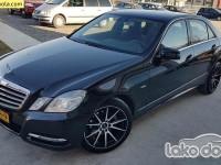 Polovni automobil - Mercedes Benz 123 Mercedes Benz E 200 A V A N T G A R D E