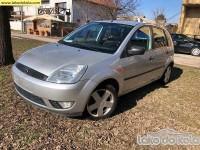 Polovni automobil - Ford Fiesta 1.4