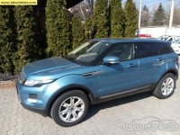 Polovni automobil - Land Rover Range Rover Evoque Land Rover Range Rover Evoque 2.2 dq