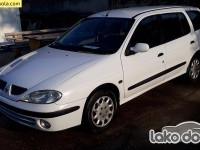 Polovni automobil - Renault Megane 1.4