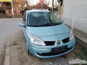 Polovni automobil - Renault Scenic 1.9 dci - 1