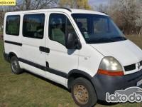 Polovno lako dostavno vozilo - Renault master 2.2 dci