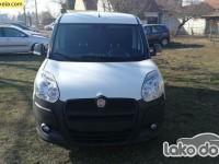 Polovno lako dostavno vozilo - Fiat doblo 1.6 jtdm