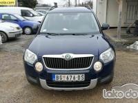 Polovni automobil - Škoda Yeti 1.2 tsi