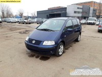 Polovni automobil - Volkswagen Sharan SA A.M.S.S  7SED