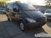 Polovno lako dostavno vozilo - Mercedes Benz Vito 2.2CDI