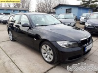 Polovni automobil - BMW 320 2.0D VRH