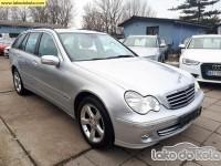 Polovni automobil - Mercedes Benz C 200 Mercedes Benz C 200 2.2CDI