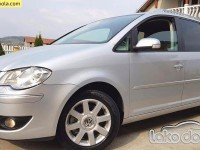 Polovni automobil - Volkswagen Touran 2.0TDI/NEMAČKA/NOV