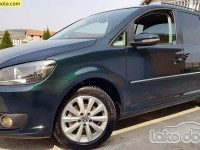 Polovni automobil - Volkswagen Touran 1.6TDI/7SED/FUL/NOOV