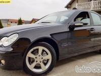 Polovni automobil - Mercedes Benz C 200 Mercedes Benz C 200 CDI/PRAVA KM/NOV