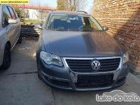 Polovni automobil - Volkswagen Passat B6 Passat B6 Uskoro u ponudi