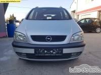 Polovni automobil - Opel Zafira DTi