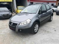 Polovni automobil - Fiat Sedici 1.9  mjet 4x4