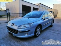 Polovni automobil - Peugeot 407 2.0HDI,PANOORAMA