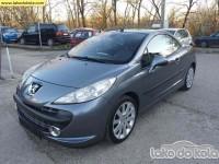 Polovni automobil - Peugeot 207 CC, 1.6 HDI