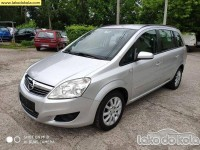 Polovni automobil - Opel Zafira 1.6B,METAAN