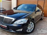 Polovni automobil - Mercedes Benz S 320 Mercedes Benz S 320 CDI 4 MATIK LONG