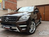 Polovni automobil - Mercedes Benz 123 Mercedes Benz ML 350 AMG DESIGNO EDITION