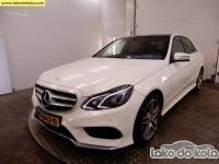 Polovni automobil - Mercedes Benz E 220 Mercedes Benz E 220 AMG 9 G TRONIK