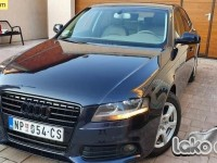 Polovni automobil - Audi A4 2.0 TDI MULTITRONIK
