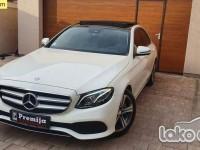 Polovni automobil - Mercedes Benz E 220 Mercedes Benz E 220 AVANTGARDE FUUL