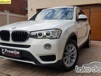 Polovni automobil - BMW X3 2.0 x DRIVE