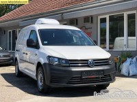 Polovno lako dostavno vozilo - Volkswagen Caddy Maxi 2.0 TDI HLADNJAČA