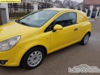 Polovni automobil - Opel Corsa D Corsa D 1.3CDTI VAN