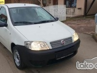 Polovni automobil - Fiat Punto 1.3 mjtd VAN