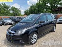 Polovni automobil - Opel Zafira 1.9CDTI COSMO