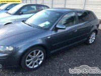 Polovni automobil - Audi A3 2.0TDI S-LINE