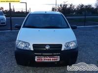 Polovni automobil - Fiat Punto 1.3 Mjet  Van