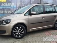 Polovni automobil - Volkswagen Touran Bluemotion Navy